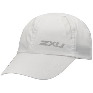 Casquette 2XU RUN Blanc 2021